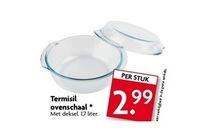 termisil ovenschaal