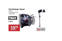 thule fietsdrager express