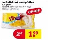 look o look snoepfrites