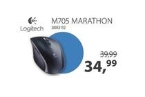 logitech m705 marathon   laser