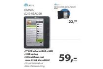 icarus omnia g2   4gb   lcd e reader