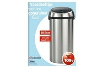 brabantia touchbin