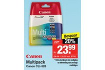canon multipack 526