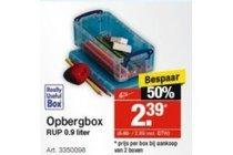 rup opbergbox 09 liter