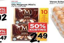 ola magnum minis