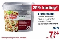 fano salade