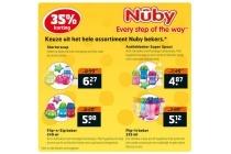 nuby assortiment