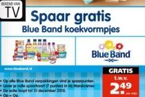 blue band koekvormpjes