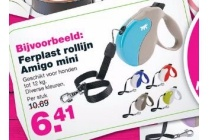 ferplast rollijn amigo mini