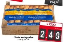 gloria aardappelen
