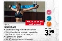 crivit fitnessband