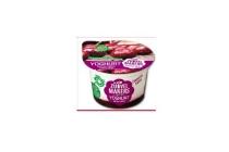 de zuivelmakers volle yoghurt