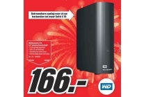 wd elements 5 tb externe harde schijf