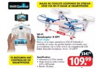 wi fi quadcopter x spy