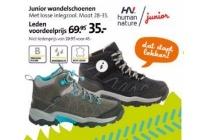 junior wandelschoenen