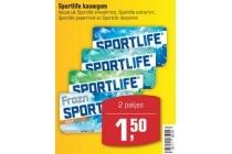 sportlife kauwgom