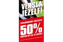 totalworkout collectie