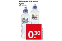 robinsons fruit shoot hydro