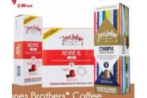 jones brothers coffee capsules