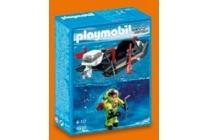 playmobil zodiak met duiker 4910