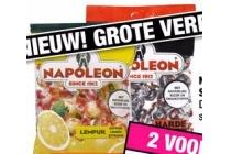 napoleon snoep
