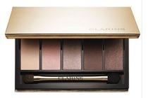 clarins pretty day 5 colour eyeshadow