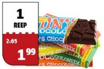 tony s chocolonely chocoladereep
