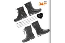 yorik meiden biker boots
