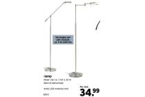 livarno lux staande led lamp