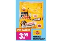 pedigree snackpakket