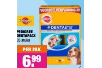 pedigree dentapack