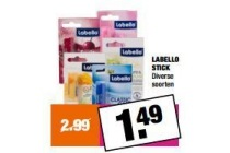 labello stick