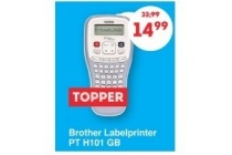 brother labelprinter pt h101 gb