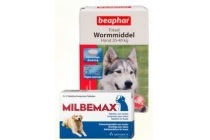 milbemax of diagnos wormtabletten