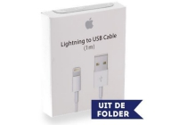 apple laad datakabel lightning