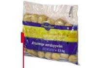 poldergoud kruimige aardappelen