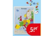 europa puzzel