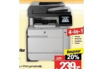 kleuren laserprinter