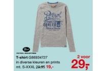 petrol industries t shirt g86934727