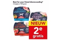 best for your friend dierenvoeding