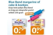blue band margarine of margarine of cake en amp koekjes