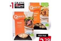 quorn stukjes d en eacute s steak met peper of sat en eacute