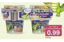 dilly yoghurtplezier