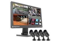 skytronic digitaal 4 camerabewakingssysteem 19 en quot