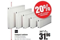 plieger compact radiator