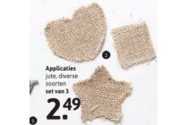 jute applicaties