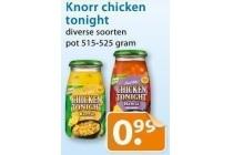 knorr chicken tonight