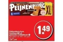 peijnenburg luxe overheerlijke of gesneden ontbijtkoek