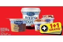 zuivelhoeve boer n yoghurt muesli of vla