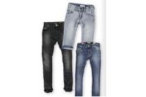 jeans 2e halve prijs